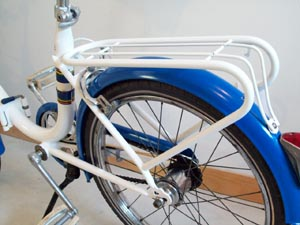 Vintage Folding Bikes Collection