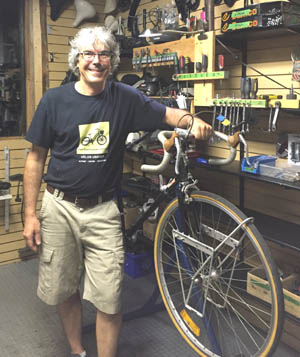 Stéphane Lapointe - Engineer and used bike expert - StephaneLapointe.com