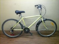 No Name jaune / yellow bicycle - StephaneLapointe.com