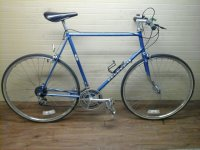 Peugeot Super Sport bicycle - StephaneLapointe.com