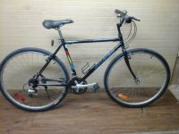 Raleigh Highlander bicycle - StephaneLapointe.com