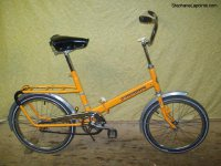 Vélo pliant Supercycle International Folding Bike