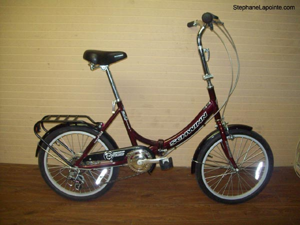 Schwinn Tango Used Bikes For Sale In Montreal Fully Tuned 30