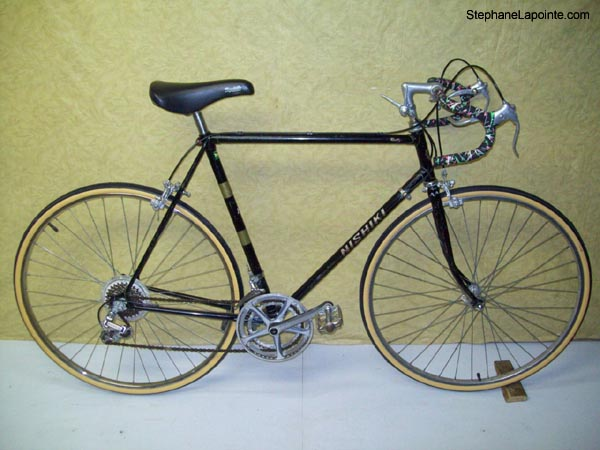 Nishiki Rally Used Bikes For Sale In Montreal Fully Tuned 30