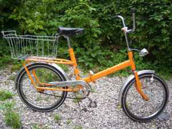 Split Bike