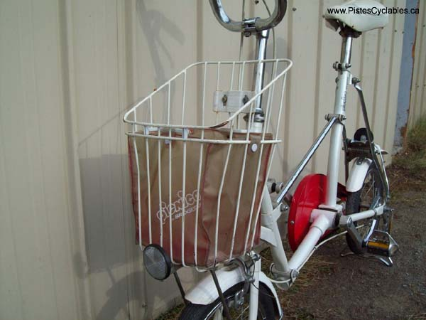 Photo Velo Pliant Bridgestone Picnica Folding Bike 11 Jpg Album