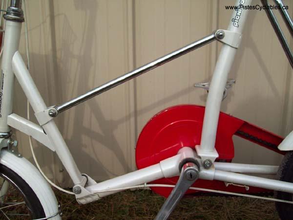 Photo Velo Pliant Bridgestone Picnica Folding Bike 14 Jpg Album