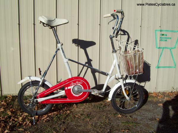 Photo Velo Pliant Bridgestone Picnica Folding Bike 2 Jpg Album